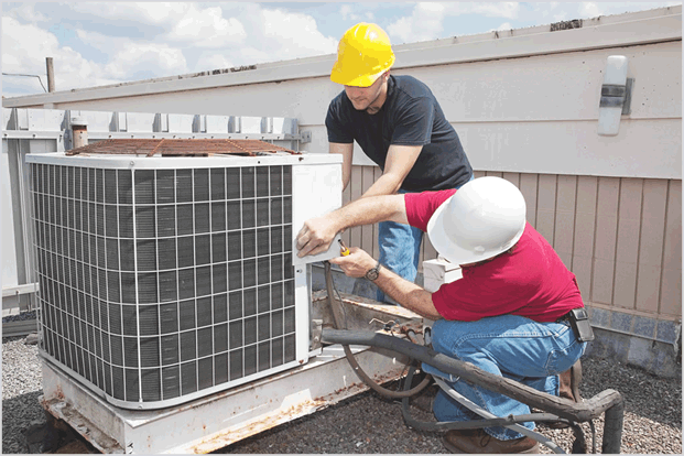 Construction CRM - Air Conditioning Installation